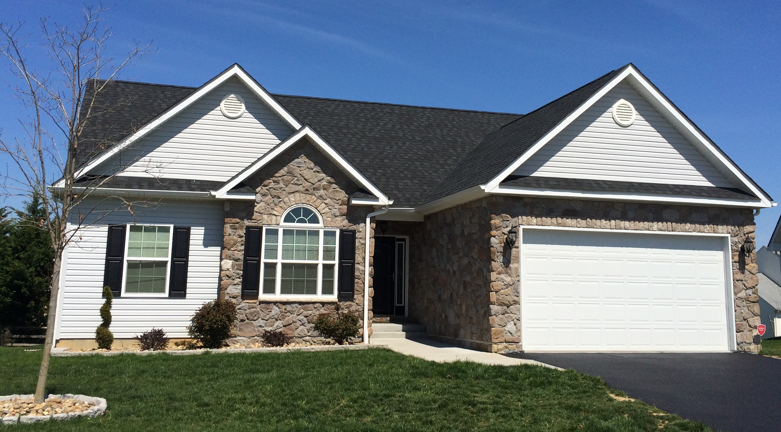 New homes first state inc for Kirkwood elevation